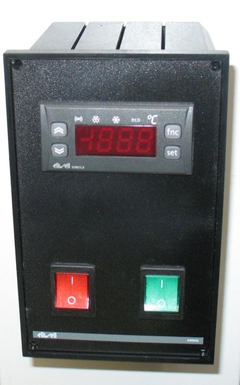 Электрические щиты управления EWBOX